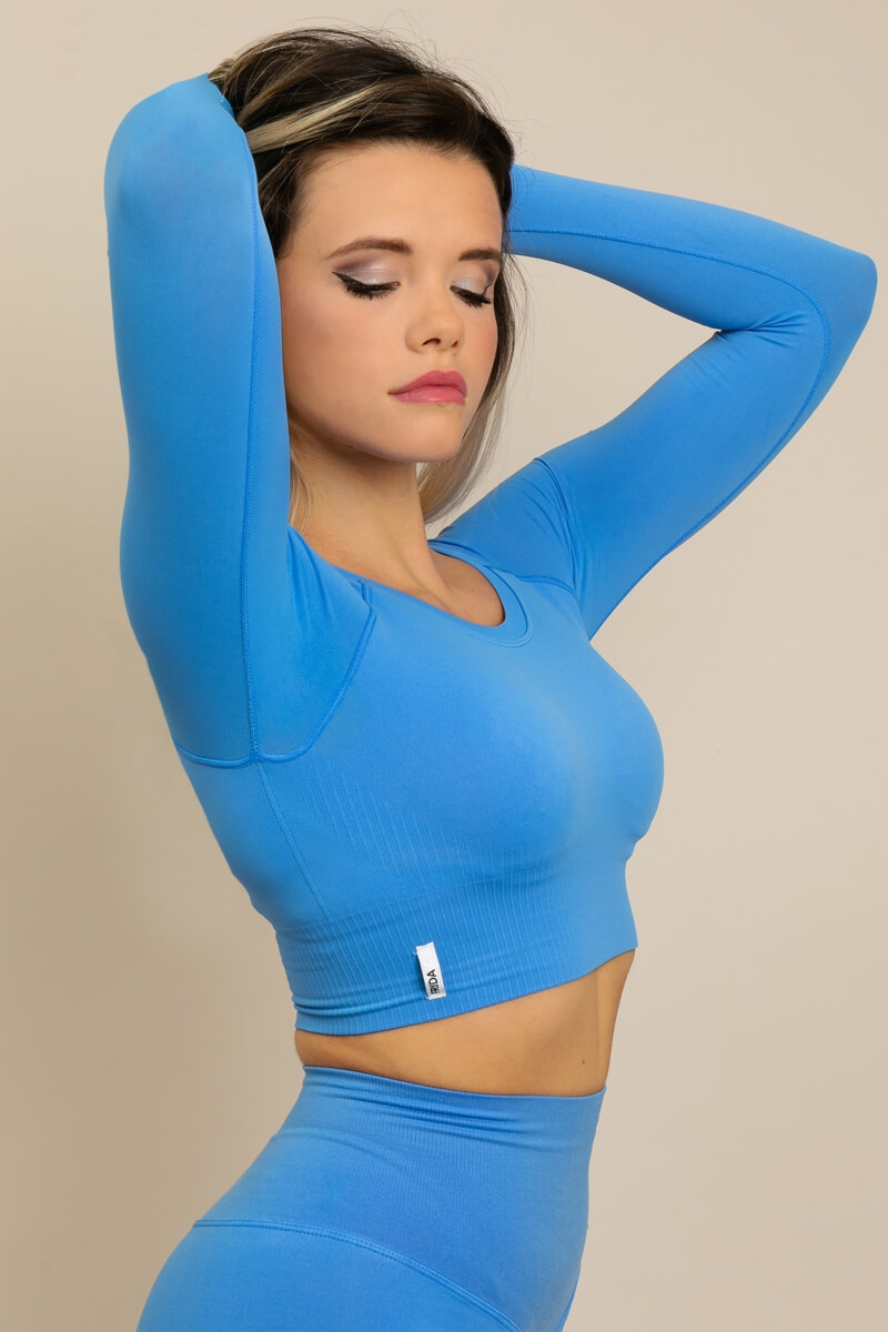 Bolero Nikita Gym Fashion Cielo