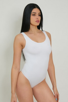 Body Frida Fashion Bianco